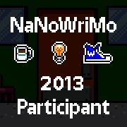 Gearing up for NaNoWriMo!
